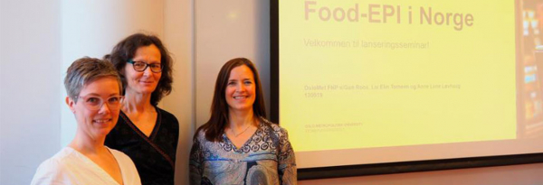 Food-EPI in Norway - evaluation of the authorities' efforts to promote healthy food environments and prevent overweight, obesity and NCDs